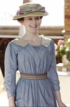 Downton Abbey's Daisy