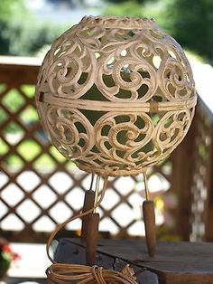 Image result for MID CENTURY PLASTIC ROUND LAMP