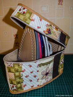 Varios modelos de bolsas para transportar la plancha - Con las Manos en la Aguja