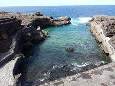 El Charco Manso, El Hierro, Islas Canarias, Canary Island.