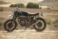 BMW R 75/5 CRD#14 ¨The Challenge¨ Cafe Racer Dreams