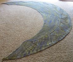 Metallurgy Shawl by verybusymonkey ($4.50)