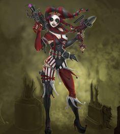 Steampunk Harley