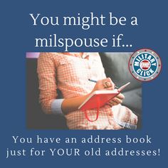 Milspousefest - The modern network for military spouses and families. Military Memes, Military Spouse, Books, Libros, Book, Book Illustrations, Libri