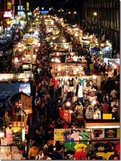Taiwan--night market