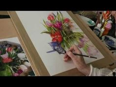 My World of Watercolour - The Art Of Shirley Trevena R.I. - YouTube