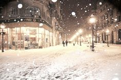 Belgrade, Serbia in winter time Wonderful Places, Beautiful Places, Wonderful Time, Places Ive Been, Places To Go, Belgrade Serbia, Bosnia, Wanderlust Travel, Montenegro