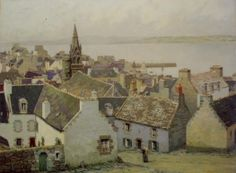 "Henri Maurice Cahours 1889-1974 "" Douarnenez """