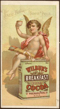 Cocoa vintage Ad.