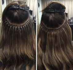 How to use clip in hair extensions make red ombre hair hair it is very important to understand the different types of human hair extensions which are available on the market today weave hair extensions are the most pmusecretfo Image collections