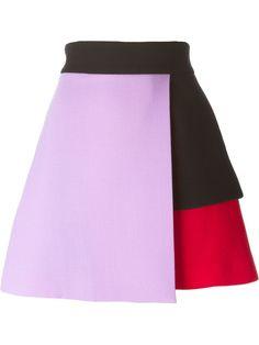 Fausto Puglisi Colour Block Skirt - Suit - Farfetch.com
