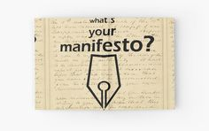 'What s your Manifesto? What do you stand for?/ Bigger than life' Travel Mug by Ioan Rosca Nastasescu Art Manifesto, Life S, Ipad Case, Vibrant Colors, Framed Prints, Art Prints, Canvas Prints, Throw Pillows