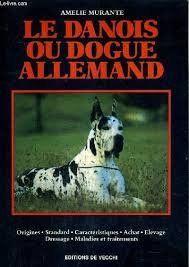 Dogue allemand  [ancienne édition] by Amélie Murante http://www.amazon.ca/dp/2732803677/ref=cm_sw_r_pi_dp_6sp6ub0PQVPCV