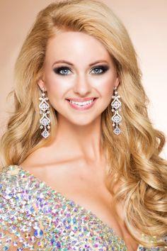 Pageant headshot - Miss Tennessee International
