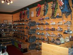 Our Shoe Wall
