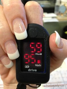 GREAT post on exercise and asthma from my friend and colleauge, @Live from La Quinta  Living with Exercise Induced Asthma + a Health-Ox Pulse Oximeter Review + Giveaway
