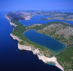 Kornati, Republic Of Croatia (nature summer beach sea)