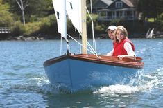 The Paine 14 – A Herreshoff – inspired daysailor – Chuck Paine Yacht Design LLC Albert Camus, Spirit Yachts, Small Sailboats, Yacht Design, The Day Will Come, Small Boats, Boat Building, Bath Caddy, Sailing