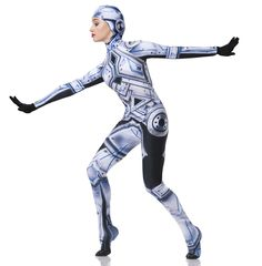 Zipper Back Unitard With Attached Hood: Engineered printed spandex ; For Black Gloves Order # ; Modern Contemporary Dance, Contemporary Dance Costumes, Modern Dance, Lyrical Dance, Jazz Shoes, Dance Instructor, Dance Tights, Ballet Costumes, Black Gloves