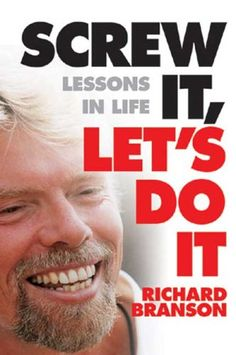 Richard Branson is a hippy, entrepreneur, artist, visionair and enjoys life... I think I like him...