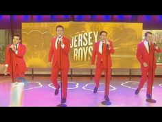 Video: Interview with @frankievalli & Bob Gaudio and Fantastic @JerseyBoysInfo Performance on Today Show! #JerseyBoys10 · Jersey Boys Blog On Today, Today Show, Bob Gaudio, Boys Blog, Jersey Boys, Night Live, Interview, Youtube, Youtubers