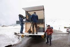 Riesenkristalle in der Gotthardfestung - Arnold Umzüge AG - Transport, Lagerung, Entsorgung