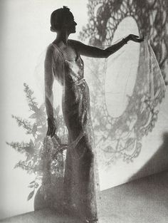 Chanel, Vogue, 1935. Photo by Cecil Beaton