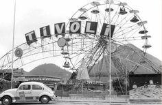Entrada do Tivoli Park, anos 70