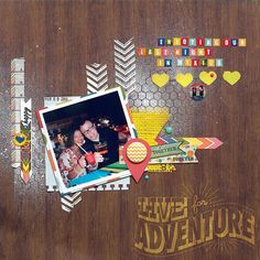 Live for Adventure by Sherri Funk