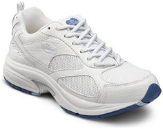 Dr Comfort Womens Victory Plus White Diabetic Athletic Shoes ** Find out more about the great product at the image link-affiliate link