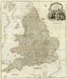 From David Rumsey map collection, http://www.davidrumsey.com/luna/servlet/detail/RUMSEY~8~1~3635~420010:-Composite-of--England-and-Wales,-d At the site, you can zoom WAY in; very nice