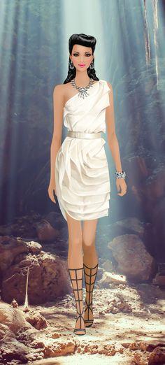 gem Goddess Covet Fashion Game