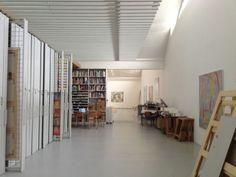 Bernard Frize Studio