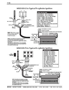 Msd Tach Wiring additionally Mallory Unilite Ignition Box Wiring Diagram additionally Wiring Diagram For Pertronix Ignition also Ignition Ballast Resistor Wiring Diagram as well Accel Dfi Gen 6 Wiring Diagram. on wiring diagram for msd 6a