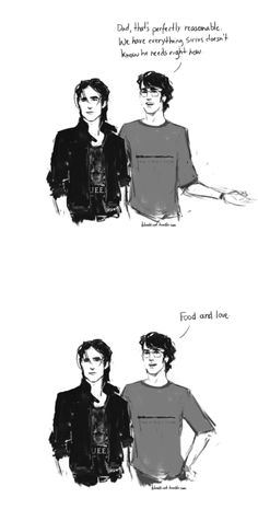 James and Sirius part 1