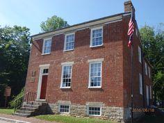 Boyhood home of Ulysses S. Brown County, Buckeyes, American Civil War, Historic Homes, Back Home, Ohio, Horses, Japan, Mansions