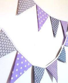 Girlanden & Wimpelketten - Wimpelkette  - ein Designerstück von Mrs-Puschel bei DaWanda