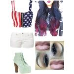 American Pretty Shirts, Shirts For Girls, American, Polyvore, Image, Fashion, Moda, Fashion Styles, Fashion Illustrations