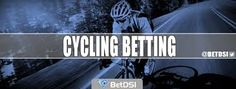 American sports betting sites that we recommend all provide great cycling betting opportunities. Bet on all the Grand Tours, or just on a single stage. Cycling betting is most exciting and famous betting game. Cycling Events, Most Popular Sports, Book Sites, American Sports, Sports Betting, Sports Activities, Grand Tour, Book Making, Cool Watches