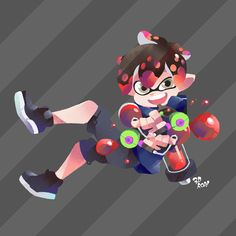 3 D R O D — Opening 5 slots for some Splatoon-themed...