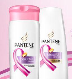 Free Sample of Pantene Shampoo