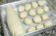 Espaço das delícias culinárias: Pão caseiro fofinho, muitooo fofinho