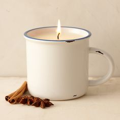 Hot Cider Candle in Gifts Best Bets at Terrain