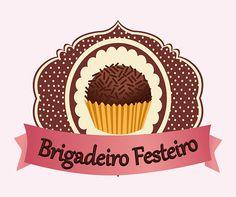 Logo para Brigadeiro Festeiro