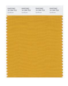 Pantone Smart Swatch 16-1054 Sunflower