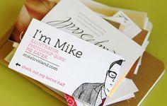 business card inspiration - Business Card Inspiration