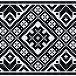 Smøyg – Vevstua Bull-Sveen Diy Projects To Try, Plastic Canvas, Diy And Crafts, Cross Stitch, Ornaments, Veronica, Patterns, Carpet, Vintage Cross Stitches