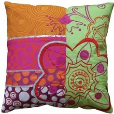 couture deco pillow