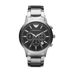 Emporio Armani Herrenuhr Classic AR2434 - #uhr #uhren #armbanduhr #armani #herrenuhr - http://uhrify.de/uhrenmarken/armani-uhren-herren/
