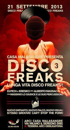Disco Freaks! 3